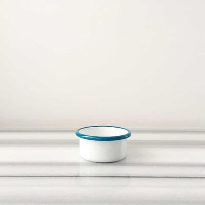 Beyaz Mavi İki Kişilik Kahvaltı Seti - Thumbnail