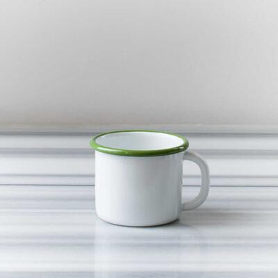 Beyaz Yeşil İki Kişilik Kahvaltı Seti - Thumbnail