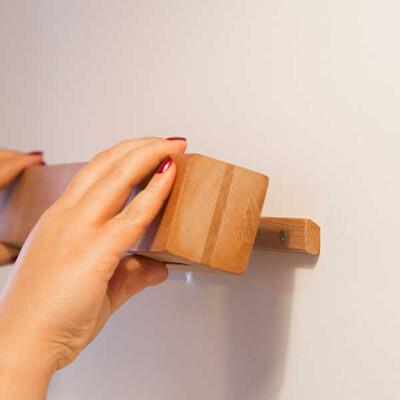 Kayın Ağacından Duvar Bıçaklığı - Thumbnail