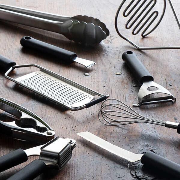 10 Parça Profesyonel Mutfak Hazırlık Seti