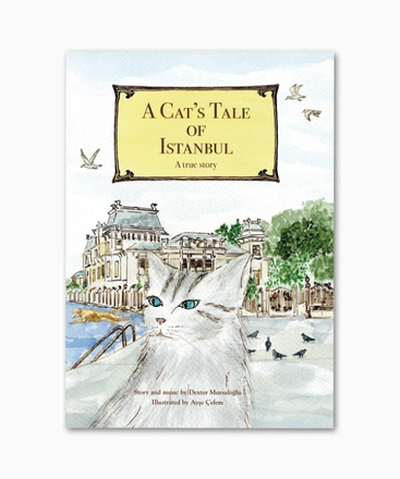 A Cat's Tale Of Istanbul
