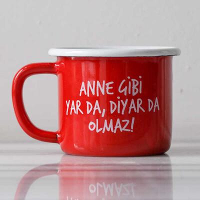 Anne Gibi Yar Kırmızı Kupa - Thumbnail
