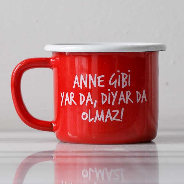Anne Gibi Yar Kırmızı Kupa
