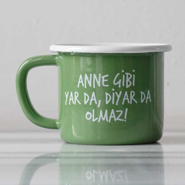Anne Gibi Yar Yeşil Kupa