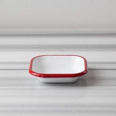Beyaz Kırmızı İki Kişilik Kahvaltı Seti - Thumbnail