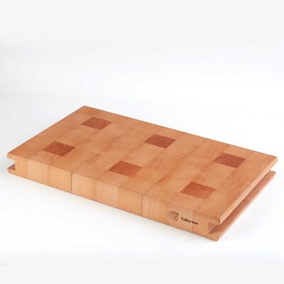 Kayın Ağacından Kesme Tahtası | 25 cm - Thumbnail