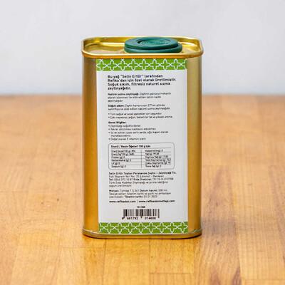 Soğuk Sıkım Filtresiz Naturel Sızma Zeytinyağı   175 ml. - Thumbnail